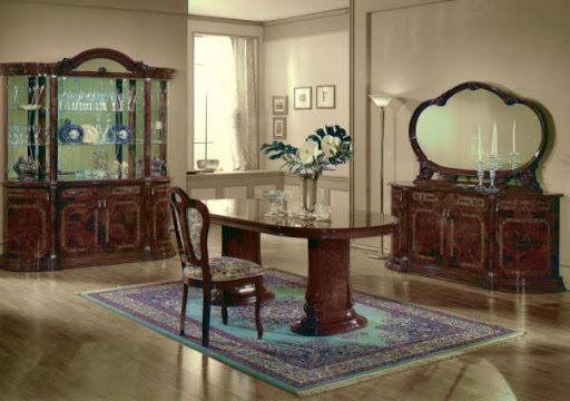 Italian Dining Set Design from Almadina Furniture