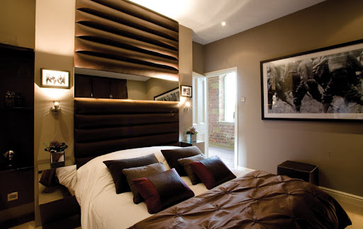 Bedroom Design in Britain House from Ben Huckerby