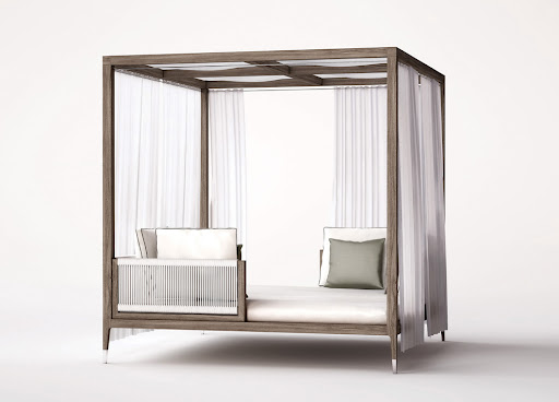 Amalfi Relaxing Gazebo Design