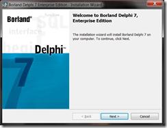 Delphi Installer Wizard