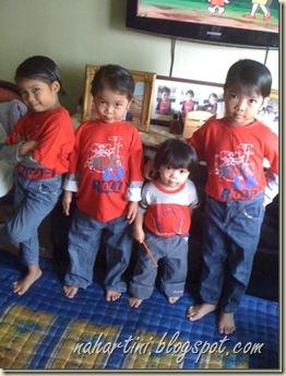 4 beradik