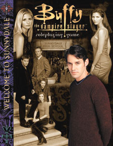 Welcome to Sunnydale cover
