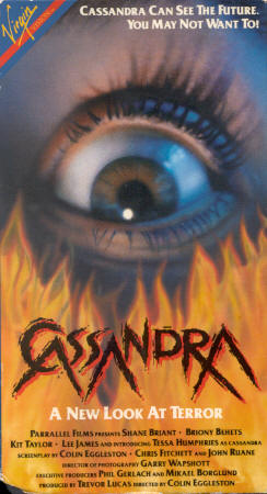 Cassandra US video cover