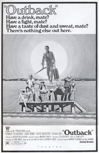 Wake in Fright / Outback ad