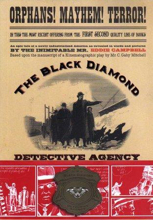 The Black Diamond Detective Agency