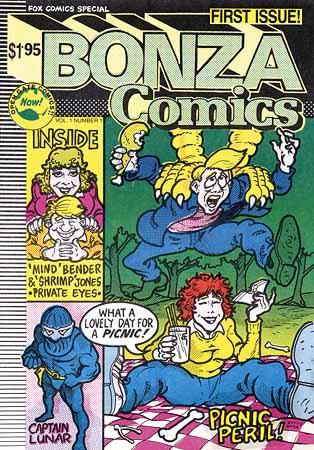 Bonza Comics