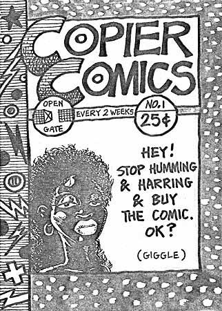 Copier Comics