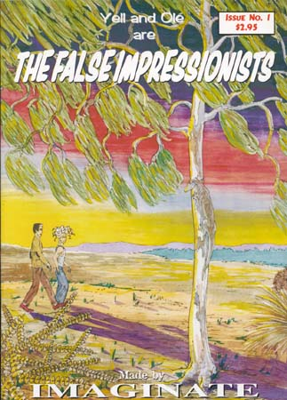 The False Impressionists