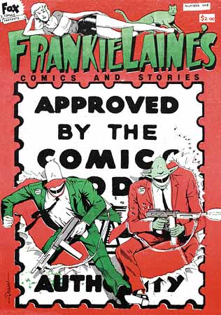 Frankie Laine's Comics and Stories