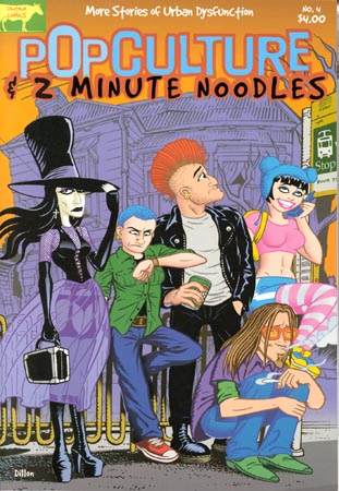 Pop Culture & 2 Minute Noodles