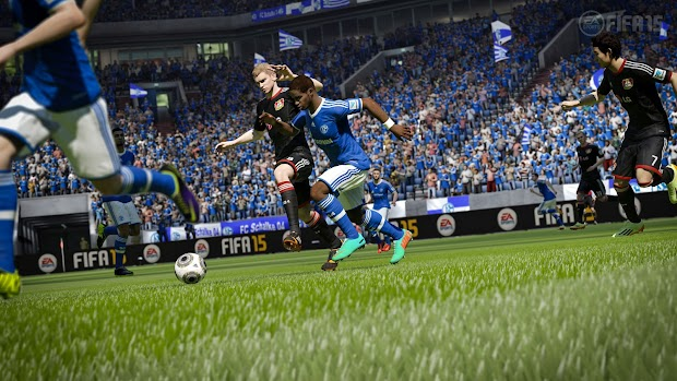 FIFA 15 unveiled for current and next-gen platforms