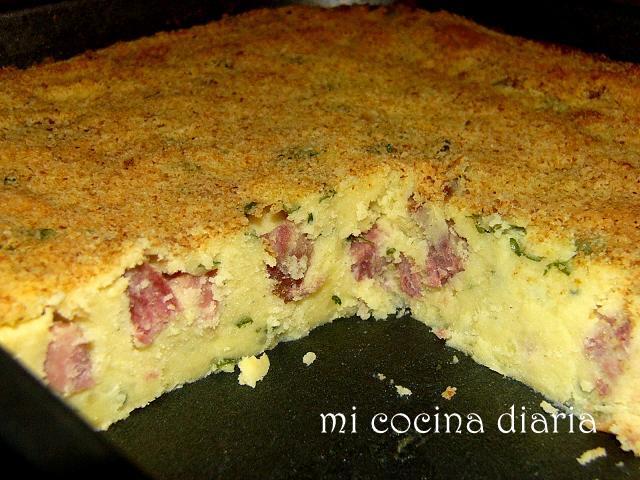 Gattò di Patate (Картофельная запеканка)