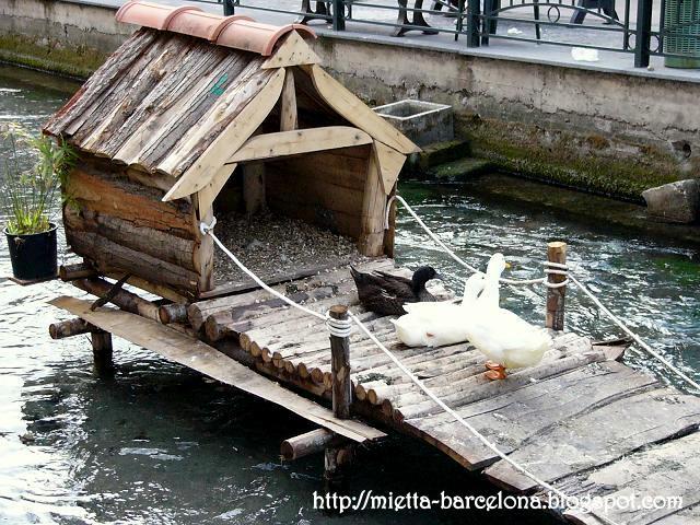 Los patos (Утки)
