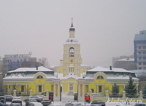 храм в Московской слободе