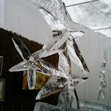 скульптуры из песка и льда