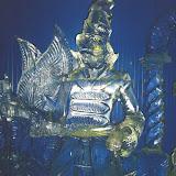 Галерея ледовой скульптуры в парке Красная пресня