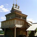 Коломенкое, церковь Святого Георгия Победоносца