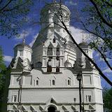 Коломенкое, храм усекновения главы Иоанна Предтечи в Дьяково
