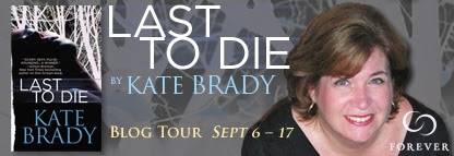 GIVEAWAY: Last to Die by Kate Brady