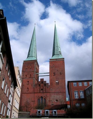 Lubeck-church