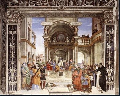 arte-pintura-italia-o-triunfo-de-sao-tomas-de-aquino-sobre-os-hereges-afresco-filippino-lippi-01