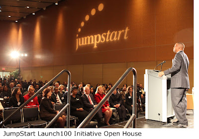 Launch100 Initiative Open House