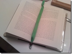 finsihed bookmark