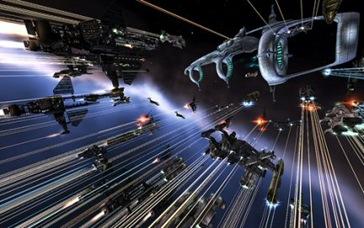 Eve Online Jump Gate