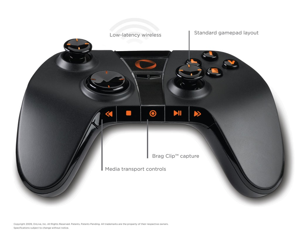 OnLive cloud-based games system takes shape