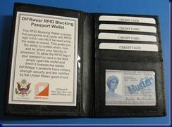 RFID Wallet 001