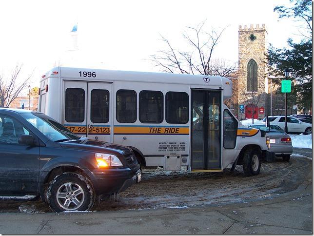 MBTA Ride Van