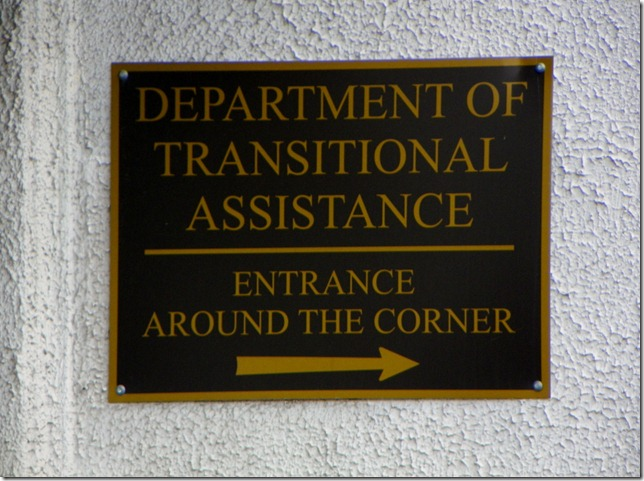 Salem office,  Department of Transitional Assistance