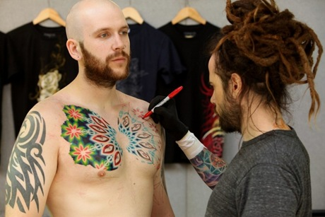 Tattoo Festival in London
