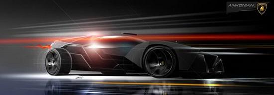Lamborghini Ankonian Concept Car5