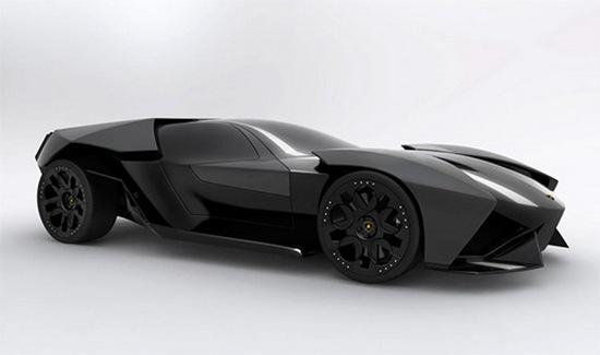 Lamborghini Ankonian Concept Car7
