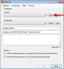 Create Bootable USB Thumb drive Installer for Windows 7\Vista\ Server 2008 With Koala