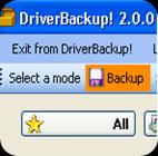 DriverBackup