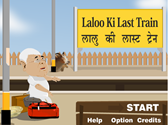 Laloo ki Last train_game