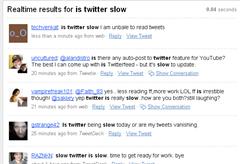 is twitter slow