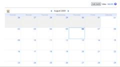 rediffmail _calendar