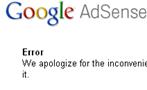 Gogole adsense login issue