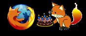 Firefox 5th _birthday