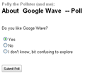 poll in wave
