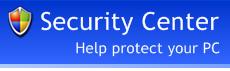 Windows _Security Center