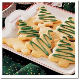 taste of home sugar cookies