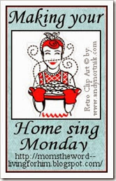 Making a home sing