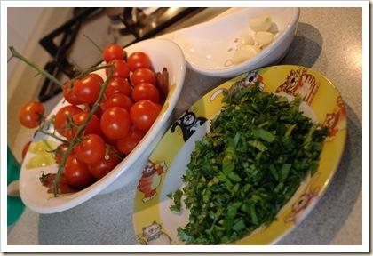 03 - Pomodori prezzemolo e aglio