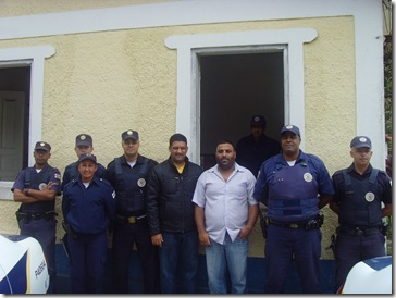 Visita a Guarda Civil Metropolitana  IR-Parelheiros 01