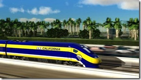 California HS train