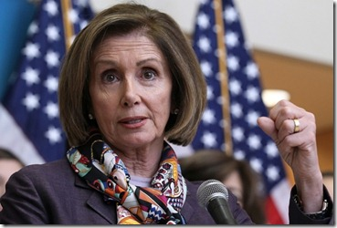 Nancy Pelosi's absurd math on senior citizens losing their meals